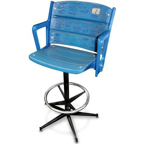 Bar Stool Seat by Ny Yankee Stadium Seat Bar Stool