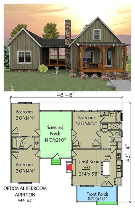unique cottage plans quot this unique vacation house plan has a unique layout with