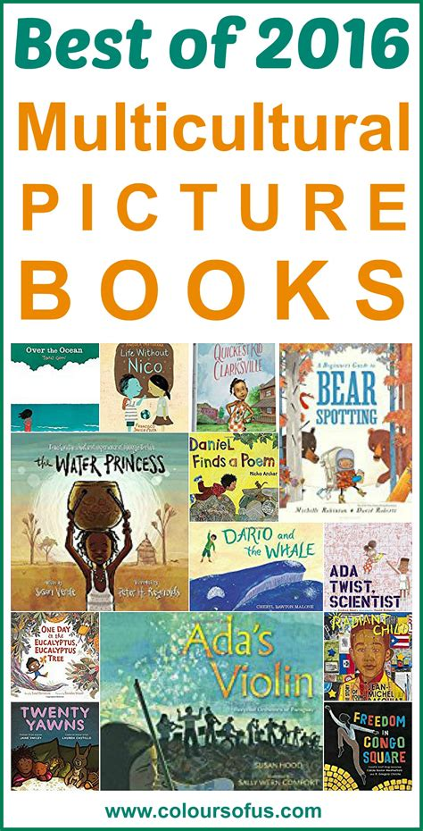multicultural children s picture books the 40 best multicultural picture books of 2016 colours