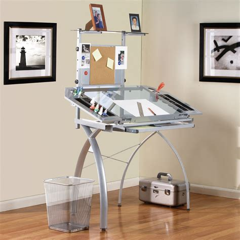 Futura Drafting Table Futura Drafting Table With Tower By Studio Designs In Drafting Tables