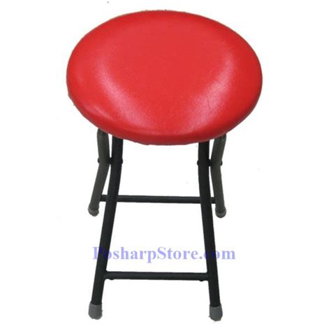 Diabetes Stools by Clothe Covered Folding Stools With Color
