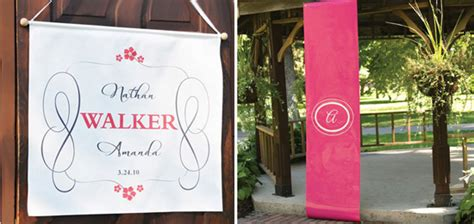 Wedding Reception Banner Sayings by Needing Ideas For Decorating Our Wall Bridal
