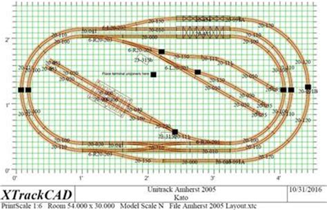 kato n scale quot cheap nothing wasted ii quot unitrack layout ho n kato unitrack 174 track design service together we ll