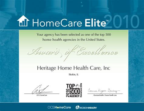 heritage home health care inc home health care in