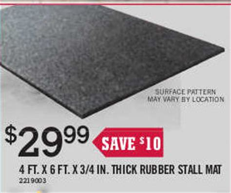 Tractor Supply Rubber Stall Mats rubber stall mat 4 ft x 6 ft at tractor supply