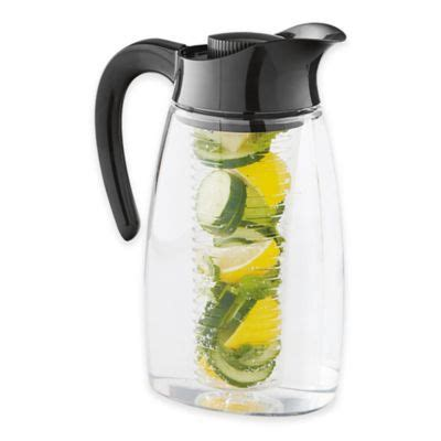 Infuse Water Jug buy water infuser from bed bath beyond