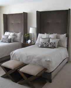 Decorating Ideas For Bedroom With Beds Bedroom Ideas Two Single Beds Home Delightful