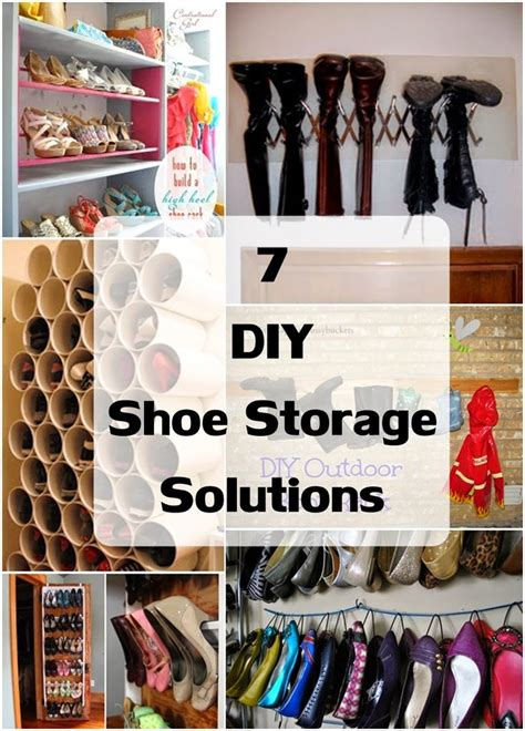 creative shoe storage solutions 26 best creative shoes storage images on