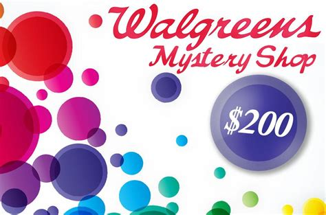 Urban Outfitters Gift Card Walgreens - mystery shoppers wanted get paid to shop at your favorite stores