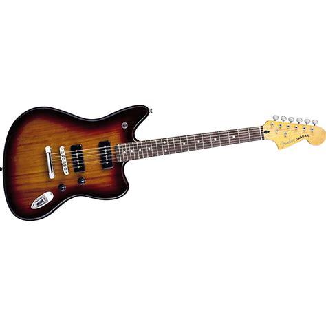 fender modern player jaguar electric guitar musician s friend