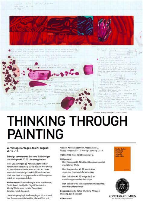 kristina bength 2014 thinking through painting part2