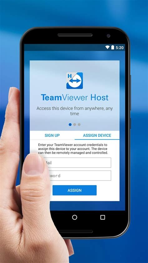 host apk teamviewer host beta 187 apk thing android apps free