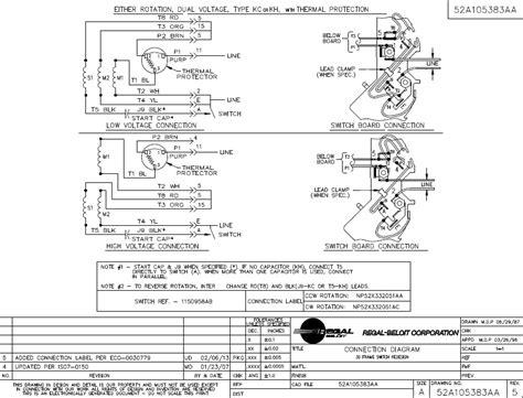 marathon electric 3 4 hp motor wiring diagram 45 wiring