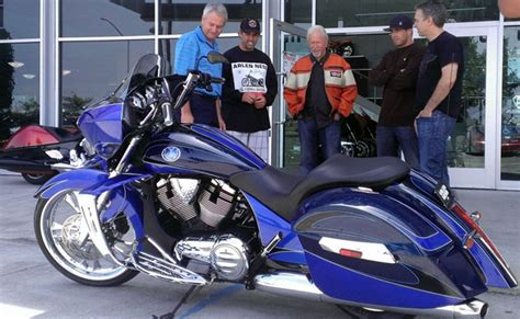 Victory Motorcycle Sweepstakes - winner of allstate 2012 victory motorcycle sweepstakes announced motorcycle com news