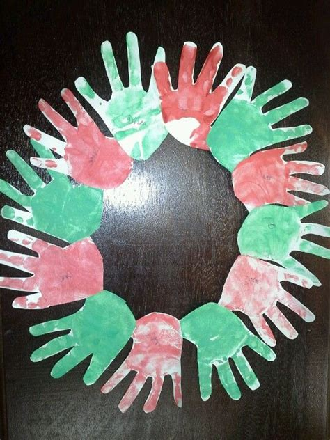 infant toddler christmas craft christmas crafts for