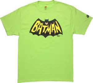 Logo Shirt Batman 66 Logo T Shirt