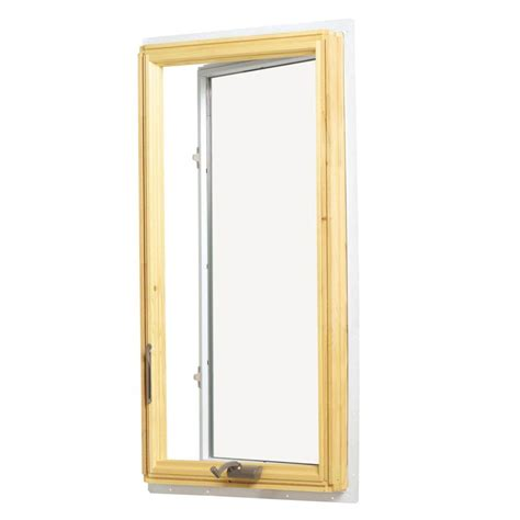 andersen 400 series awning windows andersen 28 375 in x 48 in 400 series casement wood