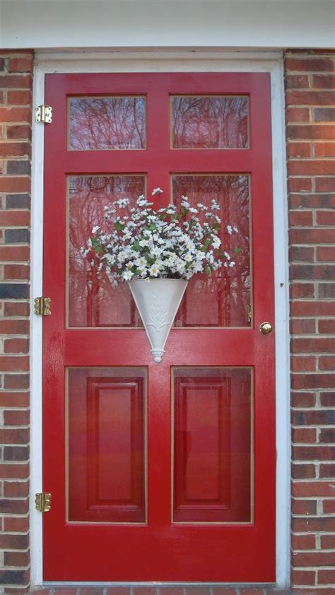 red front doors door drama on pinterest storm doors front doors and