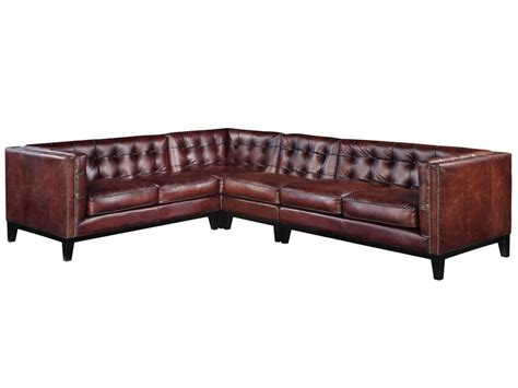Devonshire Chesterfield Corner Unit Sofa Chesterfield Lounge Corner Chesterfield Sofas