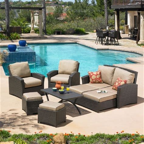 outdoor sectional costco costco outdoor furniture replacement cushions