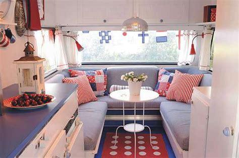 Vintage Camper Decorating Ideas Camper Interior Design Ideas Camper Free Printable