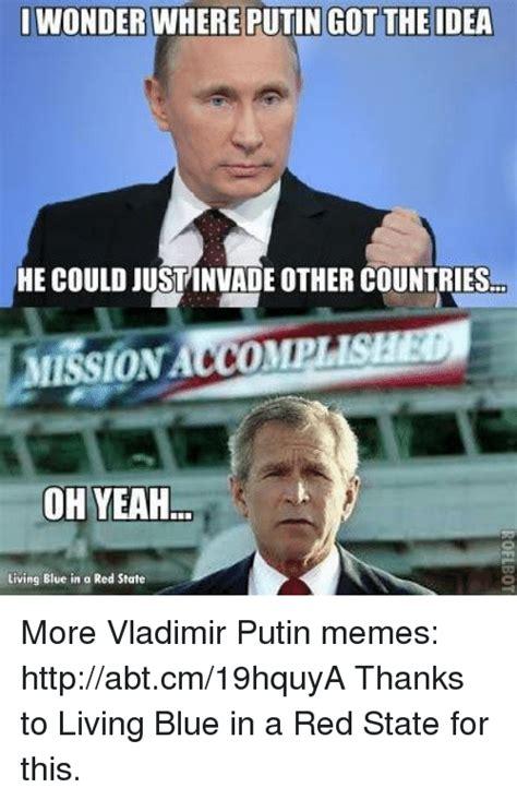 Vladimir Putin Meme - 25 best memes about putin memes putin memes