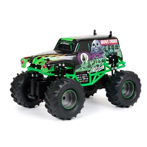 grave digger truck toys for bright function jam grave digger radio