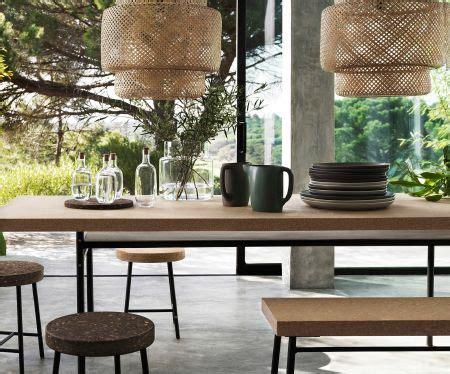 ikea tafel uitklappen 25 beste idee 235 n over bamboe meubels op pinterest bamboe
