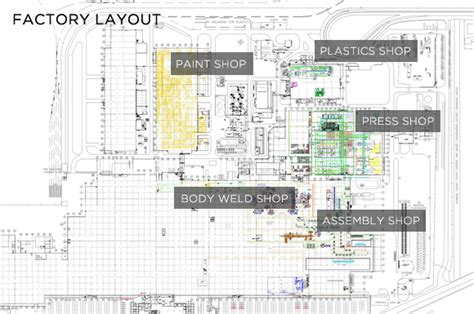 Software To Make A Floor Plan wanting to visit the tesla factory mashew