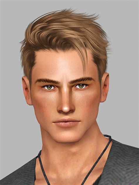 sims 4 cc guys hair shock shame