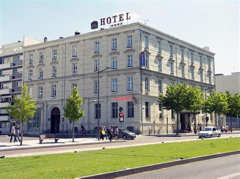 hotel best western h 244 tel s 233 minaire best western plus hotel d anjou 224 angers