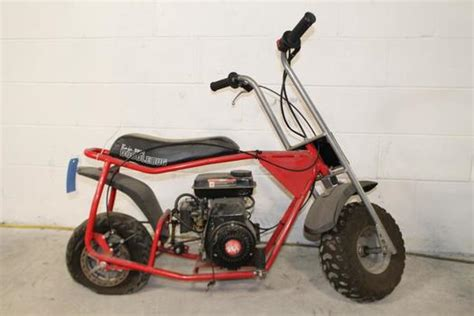 doodlebug 30 mini bike for sale baja db30 doodlebug mini bike property room