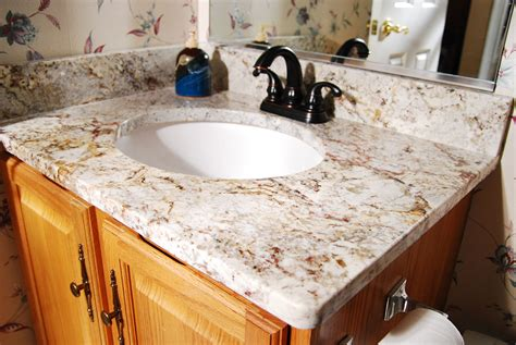Bathroom Vanities With Granite Countertops Granite Vanity Tops With Vessel Sinks Roselawnlutheran