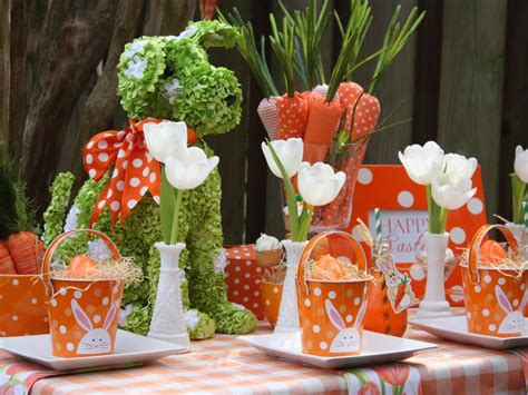 easter table decorations 15 easter table decorations and settings hgtv