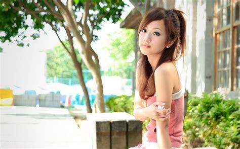 wallpaper girl and girl asian girls wallpaper hd desktop wallpapersafari