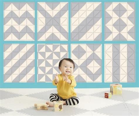 alfombra de juegos playspot zig zag de skip hop | para el bebé