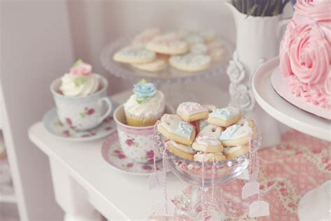 a sweet shabby chic tea party twinkle twinkle little party
