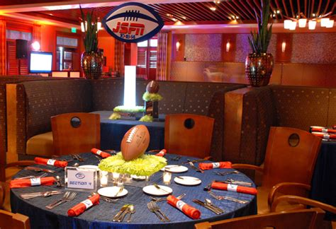 16 best images about bar mitzvah decor on pinterest football bar mitzvah