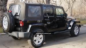 2007 jeep wrangler unlimited sport utility 4 door