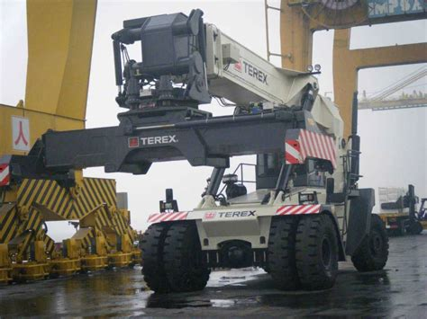 terex vhxtfc reach stackers year  price   sale mascus usa