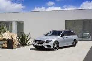 new 2017 mercedes e class estate unveiled gets 396hp