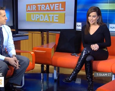 the appreciation of booted news robin meade