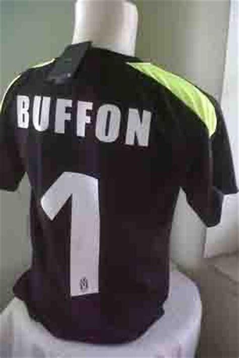 Kaos Juventus Buffon kostum baju jersey jaket sepak bola desain dan harga bagus