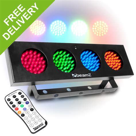 led light bar dj led multicolour light bar chaser traffic disco