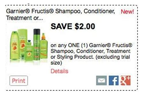 garnier fructis hair dye coupons printable