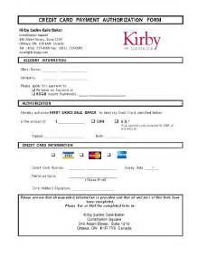 Authorization Letter For Credit Card Payment For Air Ticket Credit Card Payment Authorization Template Forms And