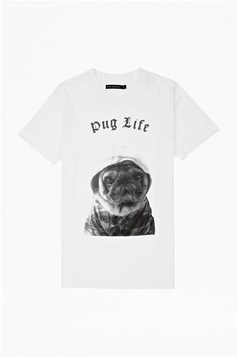 pug t shirts india pug t shirt mens t shirts connection