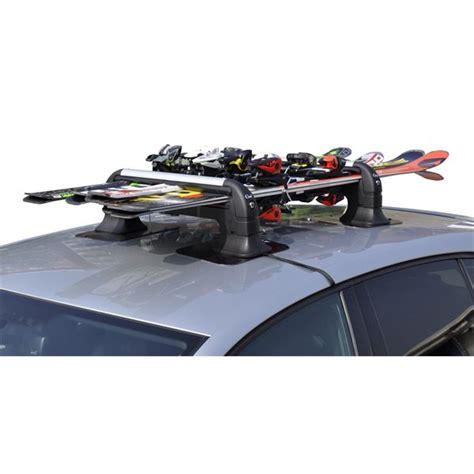 porte ski voiture 2 porte skis magn 233 tique vento 5 feu vert