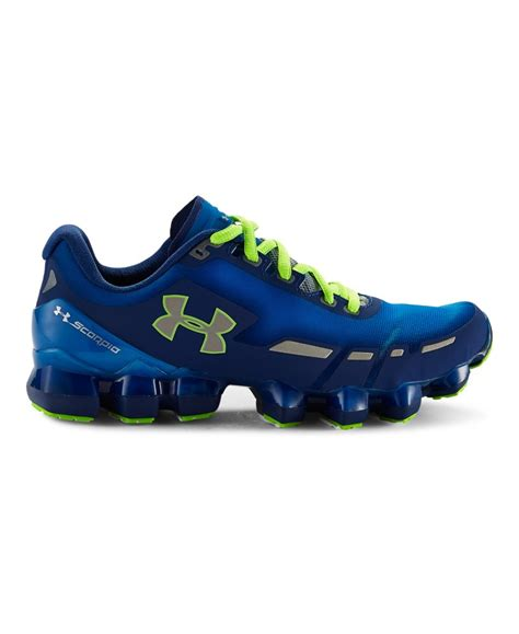 armour youth running shoes boys grade school armour scorpio running shoes ebay