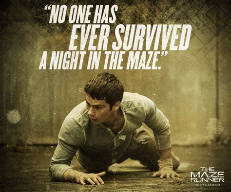 maze runner 2 film vs book movie quotes the maze runner film photo 37066968